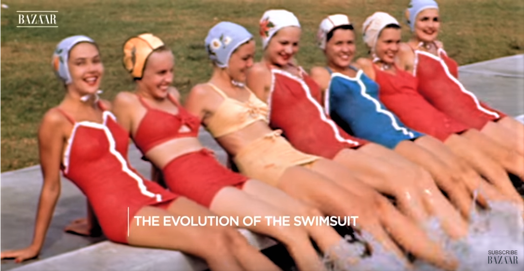 e15dae4874481 Fashion Flashback: The Evolution of Swimsuits Over the Years - Lulus ...
