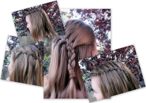 Waterfall French Braid(2)