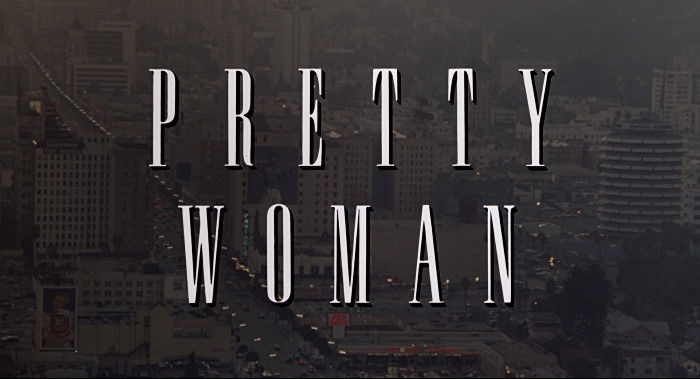 title pretty woman