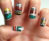 tribalnails00