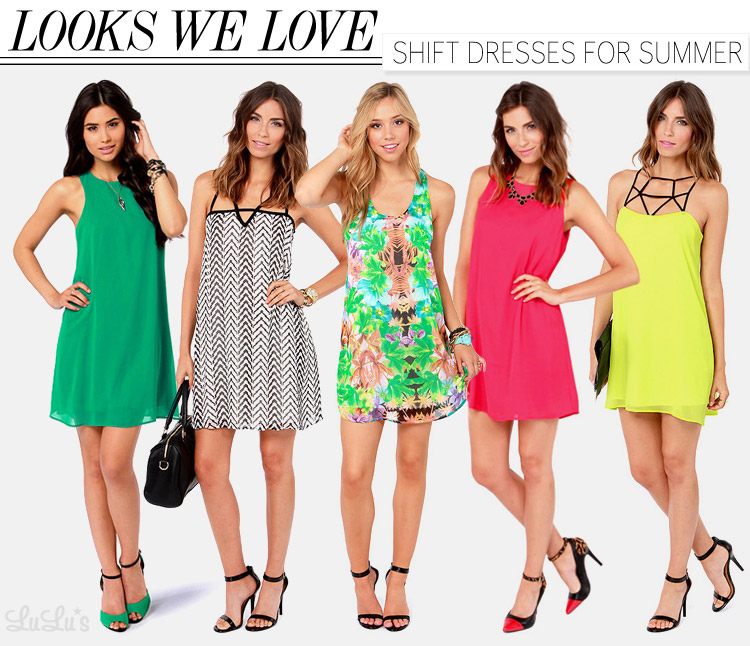 LooksWeLove_ShiftDresses