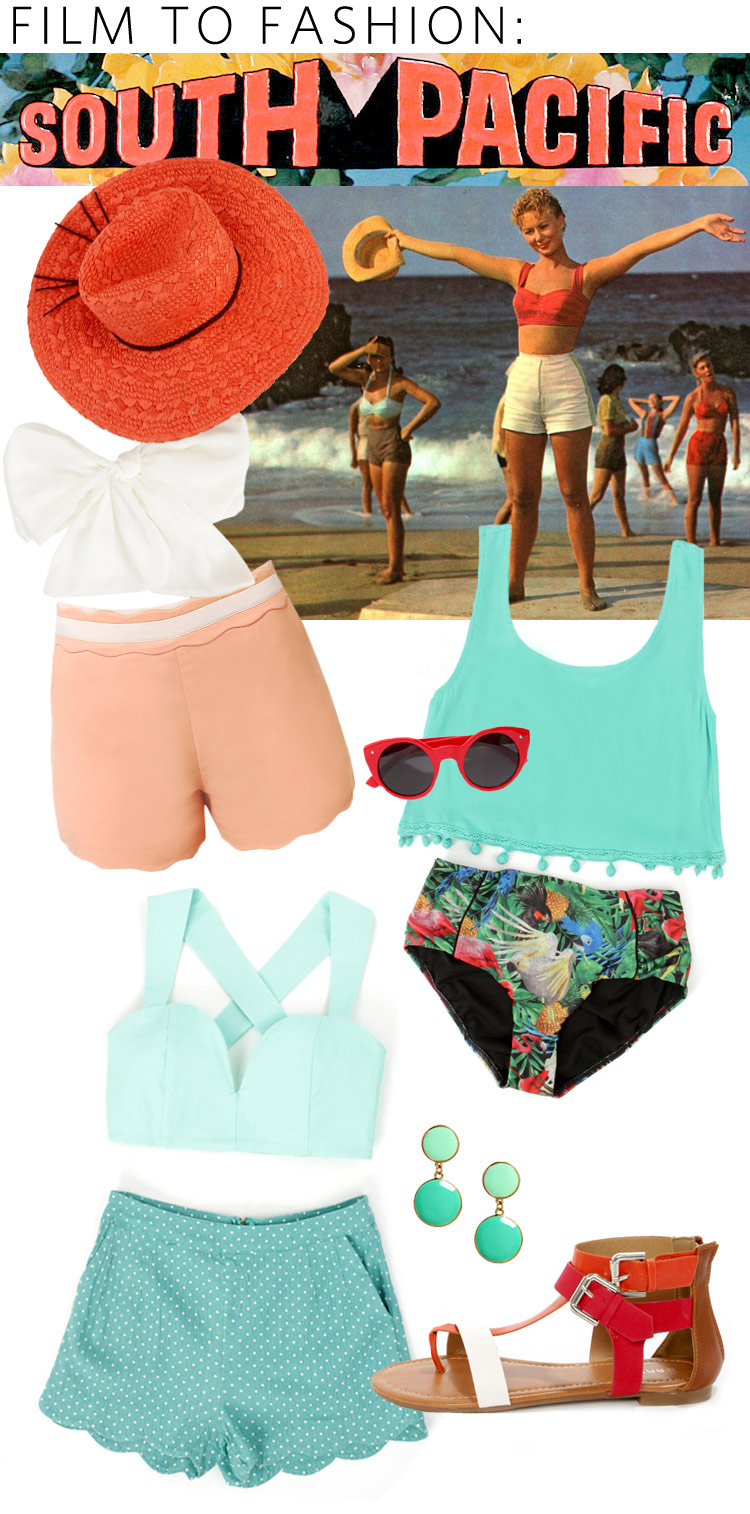 beach fashion