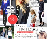 Blogger Spotlight: Mary of Happily Grey
