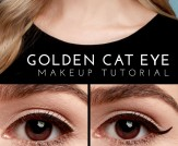 LuLu*s How-To: Golden Cat Eye Tutorial