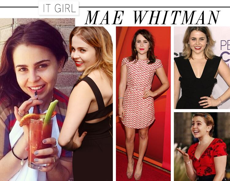 Mae Whitman