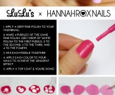 Mani Monday: Pink Gradient Mani Tutorial