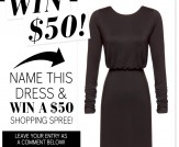 Name the Dress Contest #188