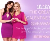 The Great Galentine's Giveaway: WIN Dresses …
