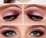 Romantic Smokey Lavender Eye