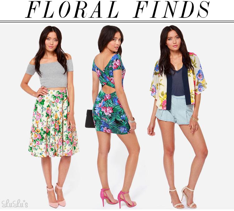 Floral Finds