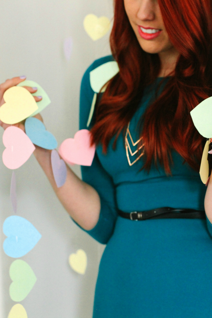 heart-garland