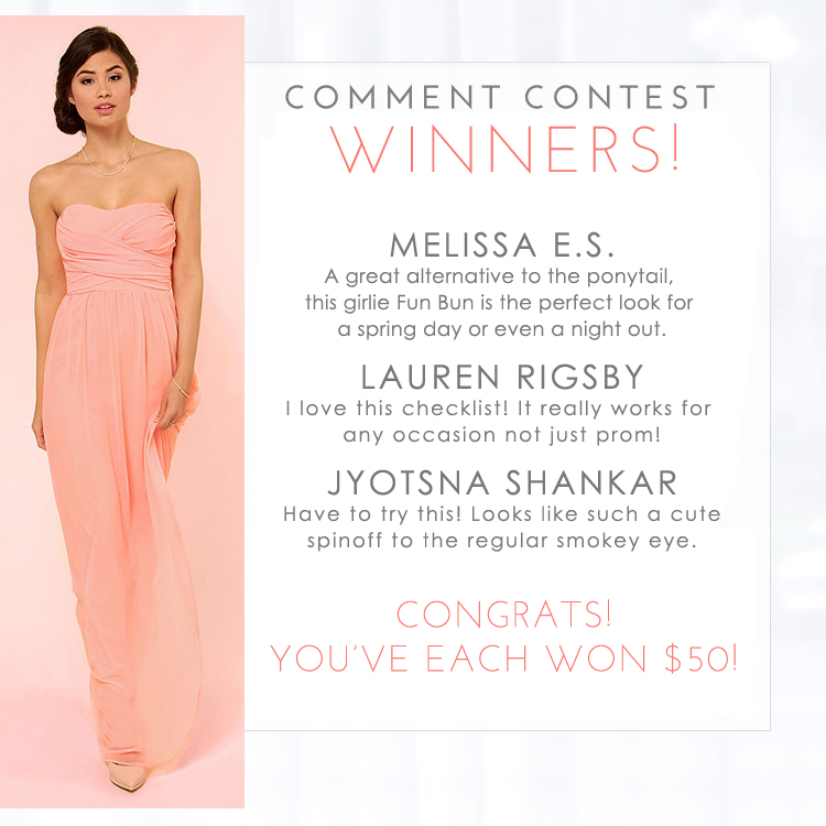 CommentContestWinners
