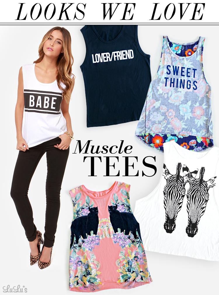 Muscle Tees