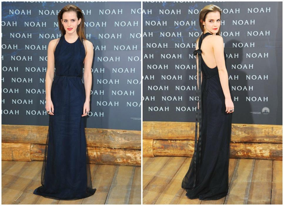 Emma Watson Berlin Premiere