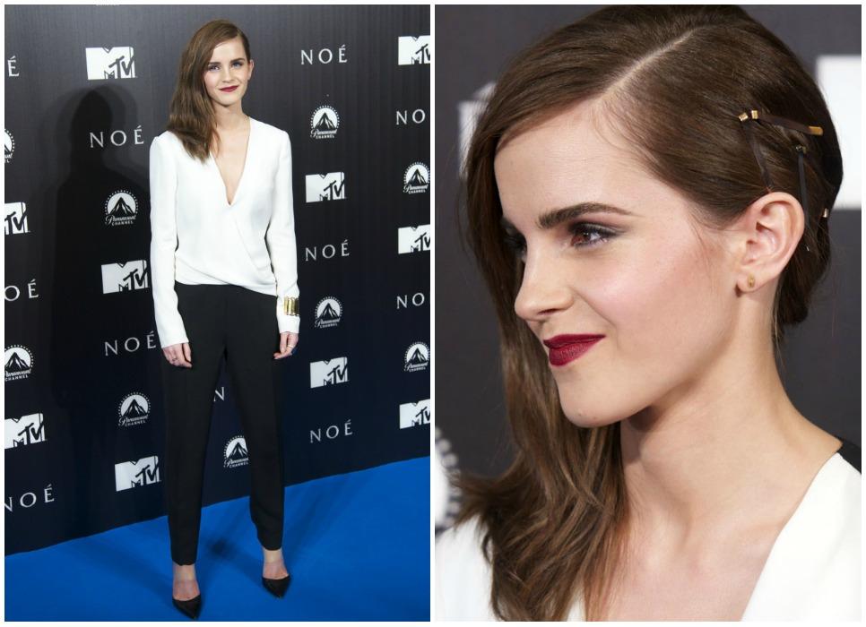 Emma Watson Madrid Premiere