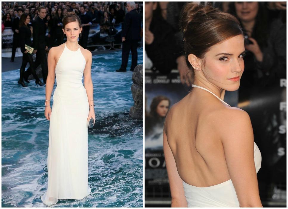Emma Watson London Premiere