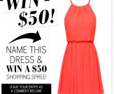 Name the Dress Contest #204