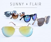 Sunny and Flair: New Sunglasses!
