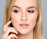 Trend to Try: Blue Winged Eyeliner