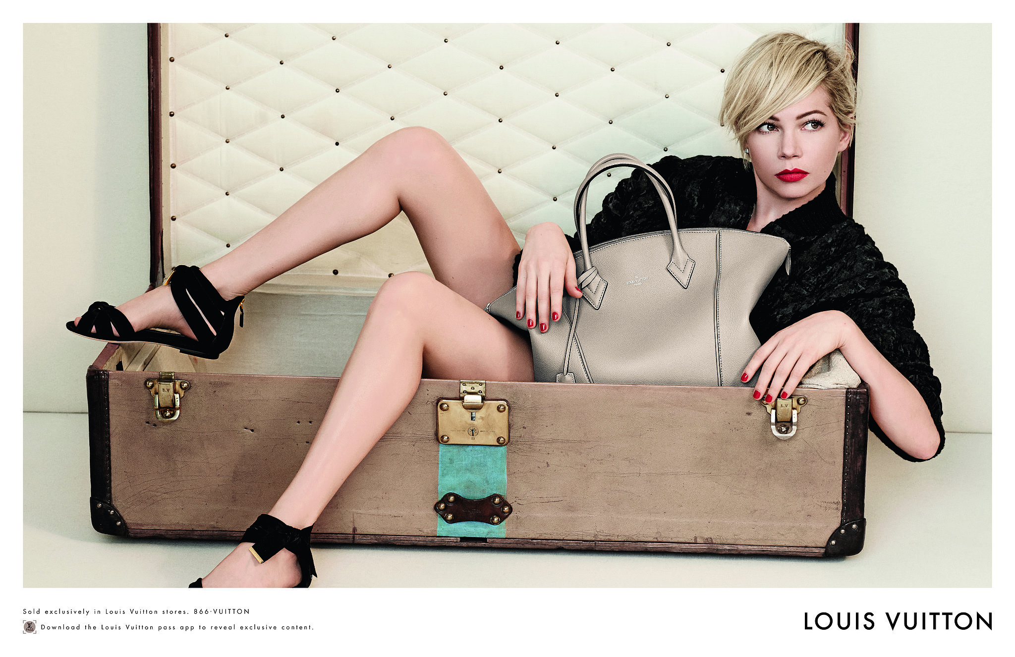 Michelle Williams for Louis Vuitton 2014