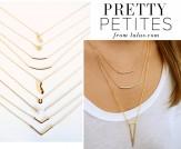 Trend Alert: Petite Jewelry