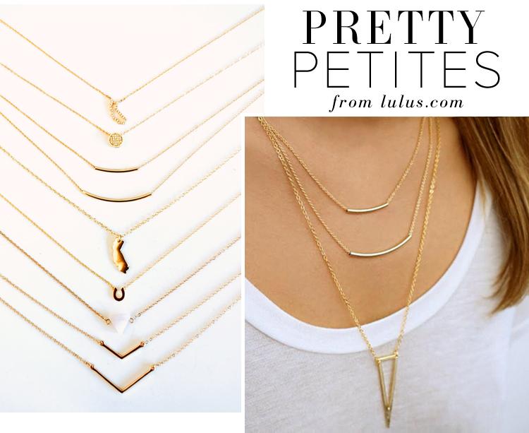 Petite Jewelry