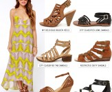 Sizzlin' Summer Sandals for 2014