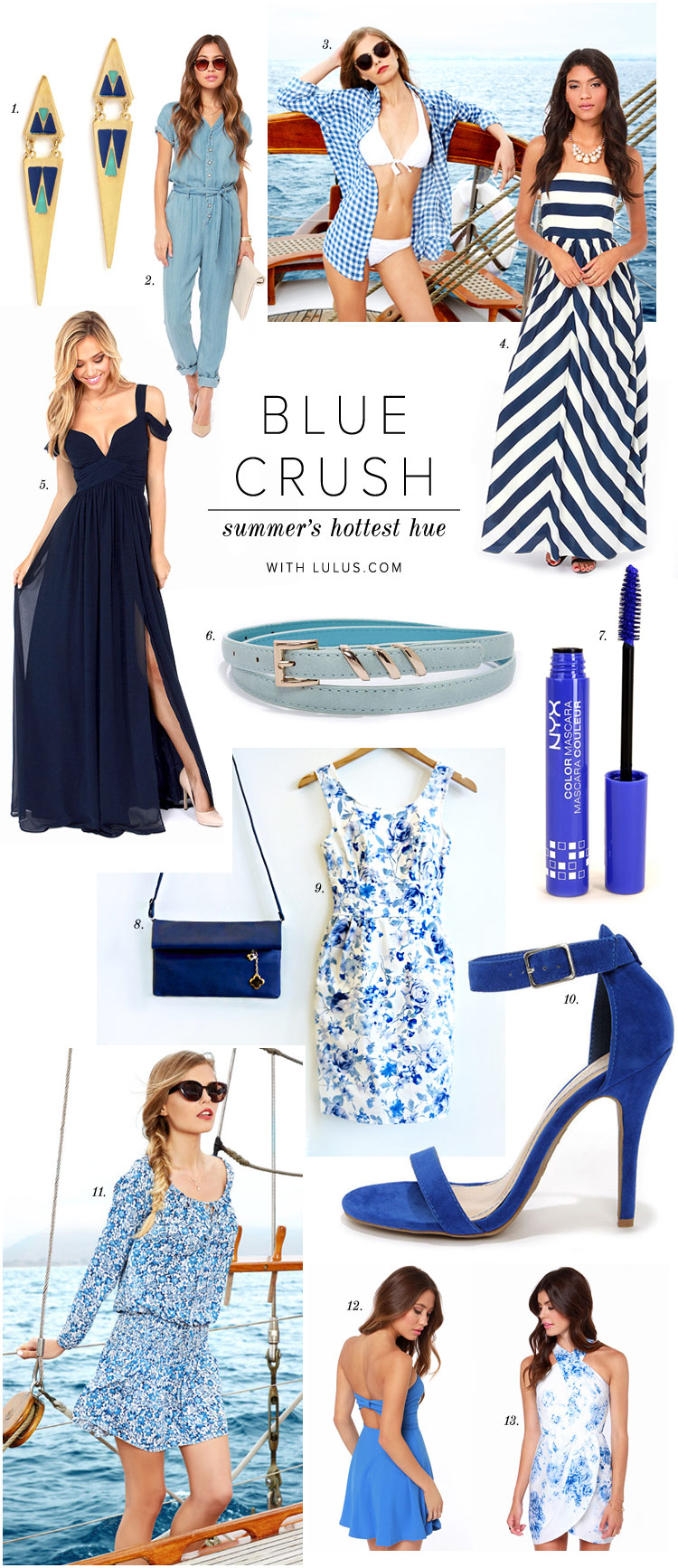 Trend Alert: Blue Crush