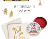A Bridesmaid Gift Guide with LuLu*s!