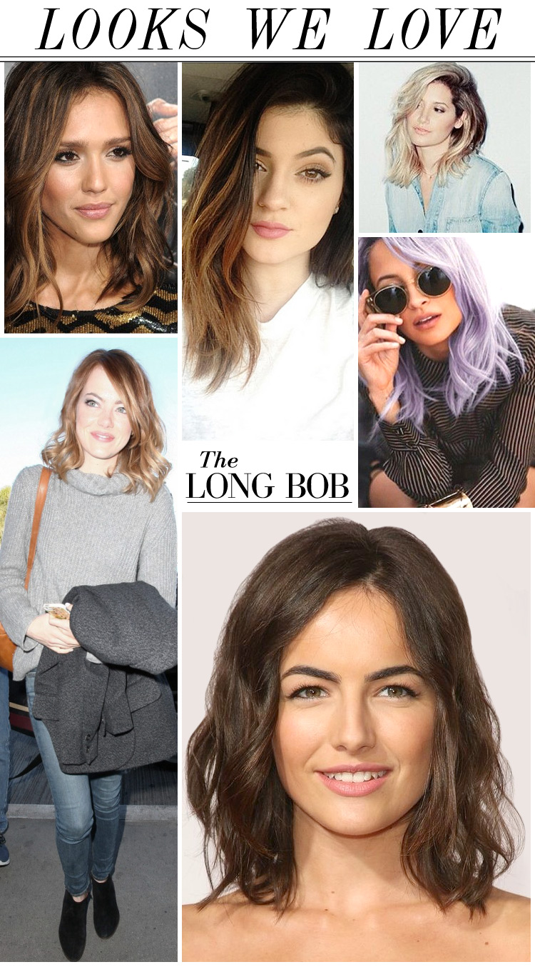 Looks We Love: The Long Bob