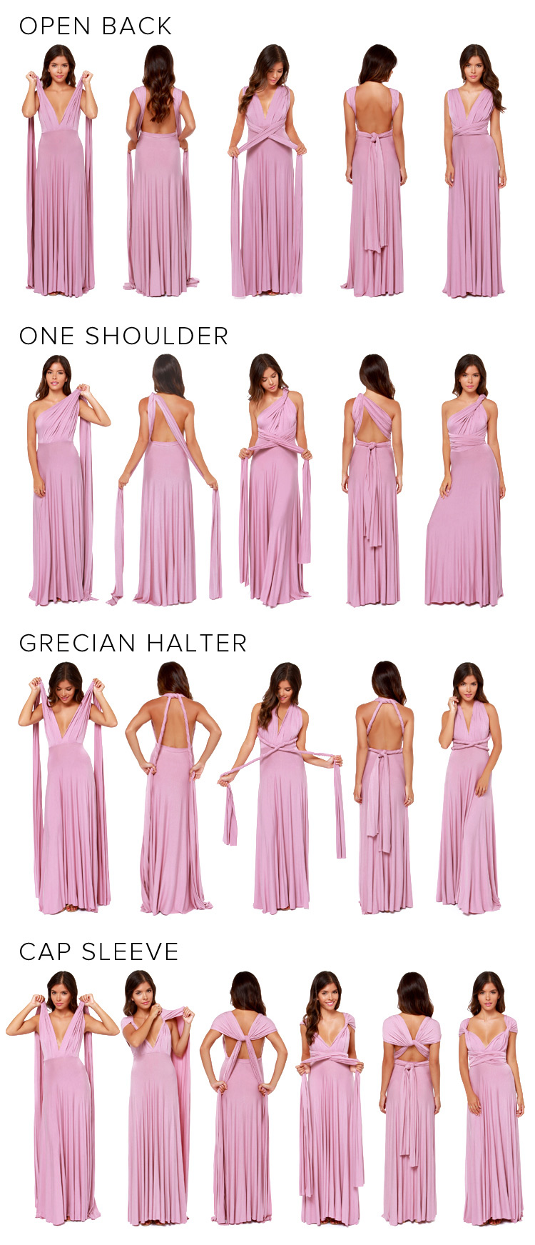 Tricks Of The Trade Wrap Dress Tutorial Part Ii Lulus