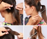 LuLu*s How-To: Longer & Thicker Ponytail