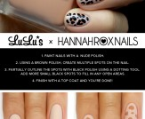 Mani Monday: Leopard Print Nail Tutorial