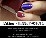 Mani Monday: Jewel Tone Nail Tutorial
