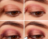 LuLu*s How-To: Rose Gold Eyeshadow Tutorial