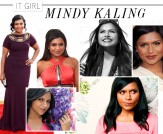 It Girl: Mindy Kaling!