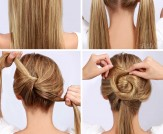 LuLu*s How-To: Twisted Bun Hair Tutorial