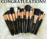 LuLu*s + Sigma Beauty Extravaganza Copper Brush Ki…