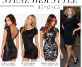 Steal Her Style: Beyoncé