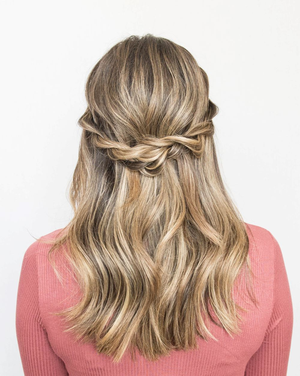 Astonishing Half Up Half Down Hairstyle With Braid Tutorial Lulus Com Schematic Wiring Diagrams Amerangerunnerswayorg