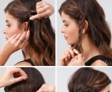 LuLu*s How-To: Braided Crown Hair Tutorial
