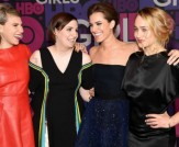 Style File: Girls Season 4 Premiere Red Carpet!