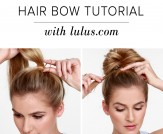 LuLu*s How-To: Hair Bow Tutorial