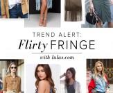 Trend Alert: Flirty Fringe!