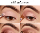 LuLu*s How-To: Midsummer Bronze Eyeshadow Tutorial…