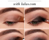 LuLu*s How-To: Party Perfect Smokey Eyeshadow Tuto…
