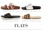 Trend Alert: Slide Sandals!
