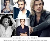 Crush of the Week: Chris Hemsworth!