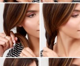 LuLu*s How-To: Easy Fishtail Braid Tutorial