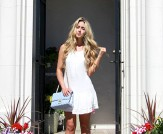 Blogger Spotlight: White Dresses for Summer!